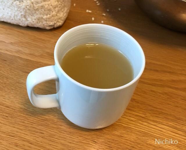 手作り味噌 大豆の煮汁1カップ