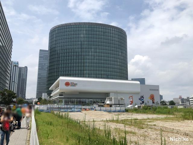 アンパンマンミュージアム横浜 周辺