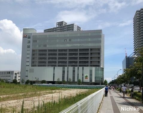 アンパンマンミュージアム横浜 周辺 OKマート