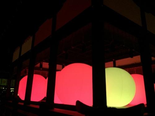 下鴨神社チームラボ糺の森の光の祭2019 混み具合(混雑)待ち時間を短くする方法 チケットを当日購入する方法